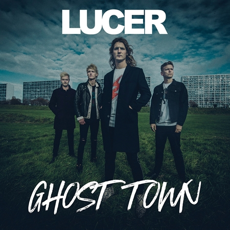 "LUCER - ""Ghost Town""  (CD)"