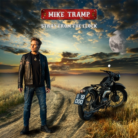 "MIKE TRAMP - ""Stray From The Flock"" (CD)"