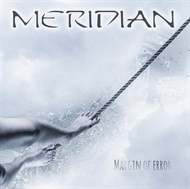 "MERIDIAN - ""Margin Of Error""   (CD)"