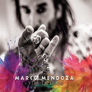 MARCO MENDOZA - Viva La Rock (CD)