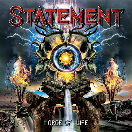 "STATEMENT - ""Force Of Life""   (CD)"