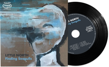 "Little North ""Finding Seagulls""  (CD)"