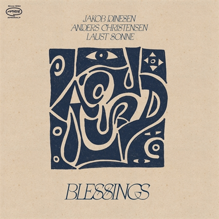 "Jakob Dinesen/Anders Christensen/Laust Sonne ""Blessings""  (LP)"
