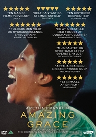 Aretha Franklin - Amazing Grace  (DVD)