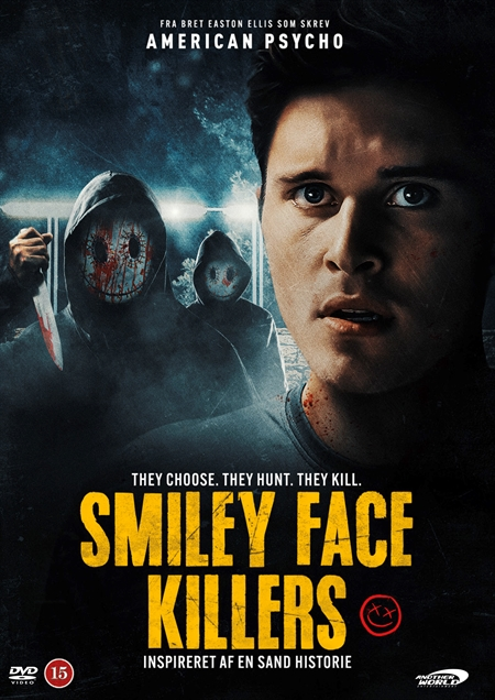 Smiley Face Killers  (DVD)