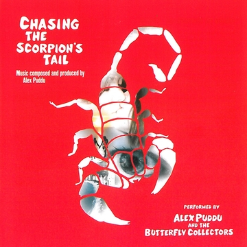 Alex Puddu & The Butterfly Collectors - Chasing The Scorpions Tail (LP)