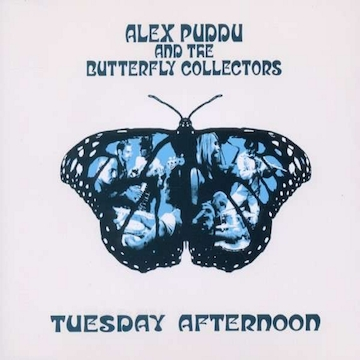 Alex Puddu & The Butterfly Collectors - Tuesday Afternoon (CD-single)