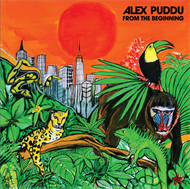 Alex Puddu Featuring Lonnie Jordan - From The Beginning (LP)