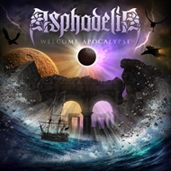 ASPHODELIA -  Welcome Apocalypse  (CD)
