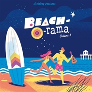 Variuos Artists - Beach-O-Rama Vol. 3 (LP+CD)