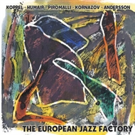 Benjamin Koppel & European Jazz Factory - European Jazz Factory (CD)