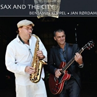 Benjamin Koppel & Jan Rørdam - Sax In The City (CD)