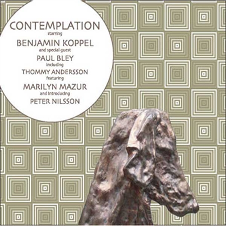 Benjamin Koppel & Paul Bley - Contemplation (CD)