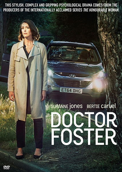 Doctor Foster sæson 1 (DVD-box)