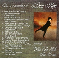 Dog Age - When The Fish Are Down (CD)