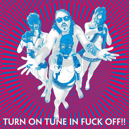 Dragontears - Turn On Tune In Fuck Off!!  (CD)