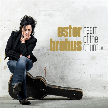 Ester Brohus - Heart of the Country (CD)