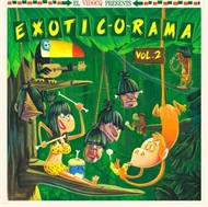 Various Artists - Exotic-O-Rama Vol. 2 (LP+CD)