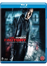 The Factory (BLU-RAY)