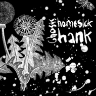 Homesick Hank - Ghosts (CD)