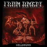 IRON ANGEL - Hellbound (LP)
