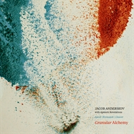 Jacob Anderskov - Granular Alchemy (CD)