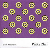 Jacob Anderskov - Panta Rhei (CD)