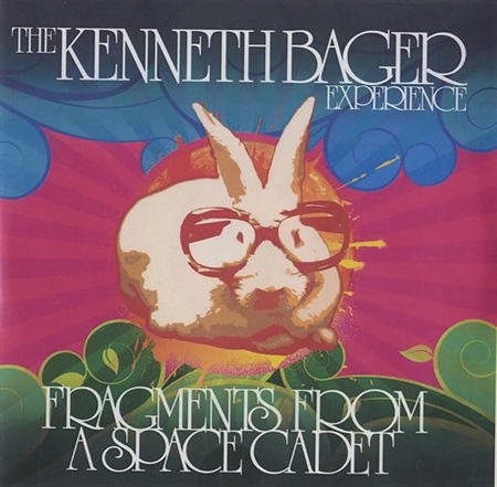Kenneth Bager - Fragments From A Space Cadet (CD)