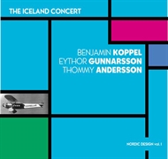 Koppel/Gunnarsson/Andersson - The Iceland Concert (CD)