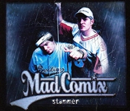 Mad Comix - Stammer (CD-EP)