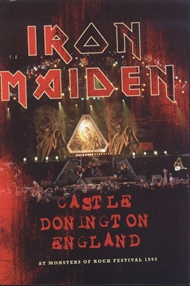 Iron Maiden - Castle Donington England  (DVD)