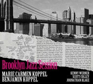 Marie Carmen Koppel &  Benjamin Koppel - Brooklyn Jazz Session (CD)
