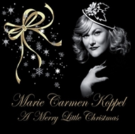 Marie Carmen Koppel - A Merry Little Christmas (CD)