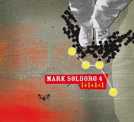 Mark Solborg - 1+1+1+1 (CD)