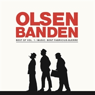 Bent Fabricius-Bjerre  - Olsen Banden Best of Vol. 1 (LP)