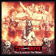 Evil Drive - The Land Of The Dead (CD)