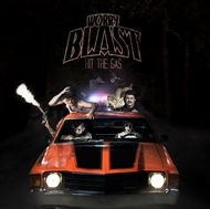 Worry Blast - Hit the Gas (CD)