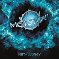 Meridian - Metallurgy (CD)