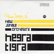 Pierre Dørge & New Jungle Orchestra - Negra Tigra (CD)