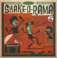 Various Artists - Shake-O-Rama Vol. 1 (LP+CD)