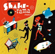 Various Artists - Shake-O-Rama Vol. 3 (LP+CD)