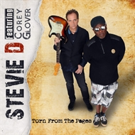 STEVIE D FT. COREY GLOVER - Torn From The Pages (CD)