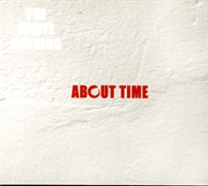 The White Nothing - About Time (CD)
