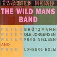 The Wild Mans Band - Flower Head (CD)