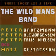 The Wild Mans Band - Three Rocks And A Pine (CD)