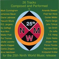 Various Artists - 25th Ninth World Music (CD)