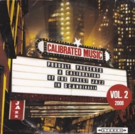 Various Artists - Calibrated Music Vol. 2 (CD)