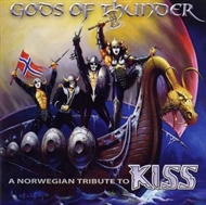 Various Artists - Gods Of Thunder (A Tribute To Kiss) (CD)