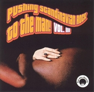Various Artists - Pushing Scandinavian Rock To The Man Vol. 3 (CD)