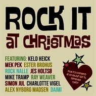 Various Artists - Rock It At Christmas (CD)